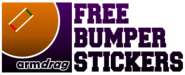 Free Bumper Stickers